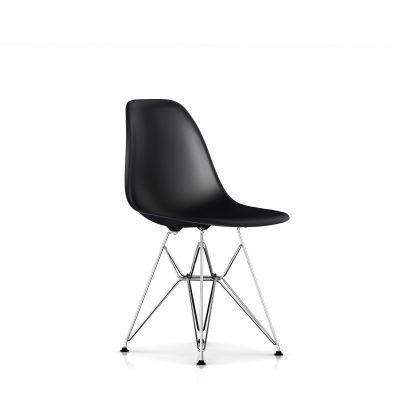 Eames 金属底座模压塑壳单椅