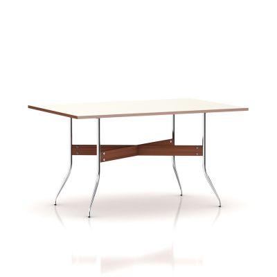 Nelson Swag Leg 方形餐桌