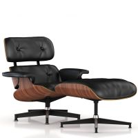 Eames 躺椅和脚凳