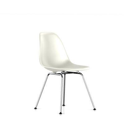 Eames 4腿底座模压塑壳单椅
